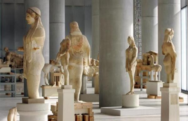 3 θέσεις εργασίας στο Επιγραφικό Μουσείο Αθηνών