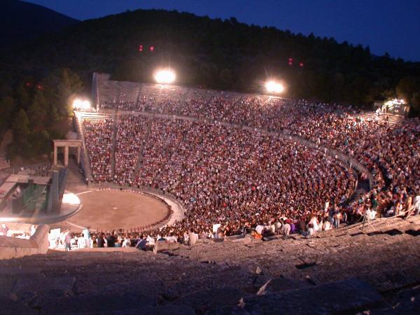 170 προσλήψεις για το Φεστιβάλ Αθηνών και Επιδαύρου