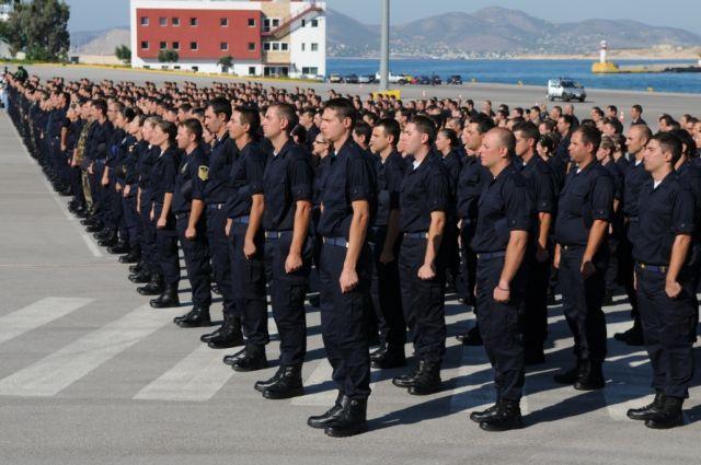 80 Δόκιμοι Σημαιοφόροι στο Λιμενικό Σώμα- Ελληνική Ακτοφυλακή