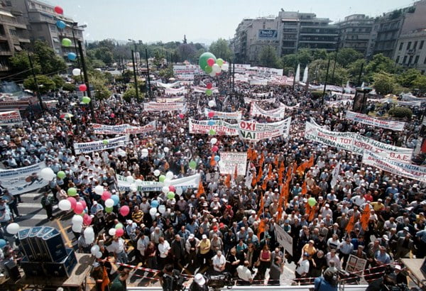 Συλλαλητήριο όλων των επιστημονικών κλάδων την Πέμπτη