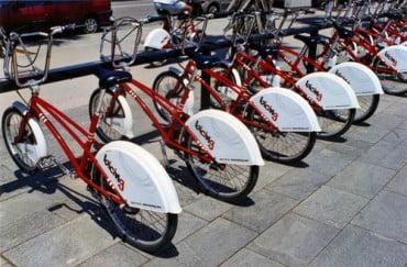 Δήμος Αθήνας:Ερχονται 1.000 κοινόχρηστα ποδήλατα