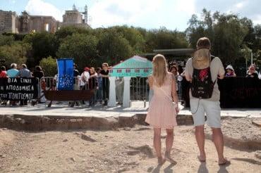 Δωρεάν ξεναγήσεις σε αρχαιολογικούς χώρους και γειτονιές της Αθήνας