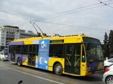 Οι αλλαγές που έρχονται από την Δευτέρα σε γραμμές λεωφορείων και τρόλεϊ