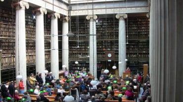 20 μόνιμοι στην Εθνική Βιβλιοθήκη της Ελλάδος