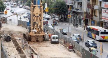 Ανάκληση των απολύσεων ζητούν οι εργαζόμενοι στο Μετρό Θεσσαλονίκης
