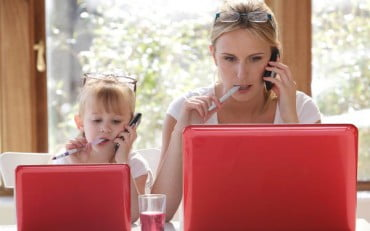 Η εργασία από απόσταση βοηθάει εργαζομένους και επιχειρήσεις
