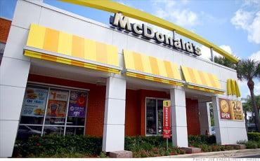 Προσωπικό Εστιατορίου στα McDonald's