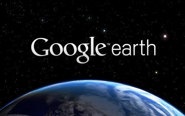 Δωρεάν το google earth pro