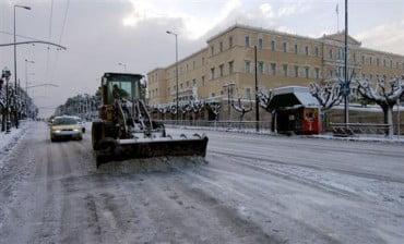 Οι θερμαινόμενοι χώροι σε Αθήνα και Πειραιά