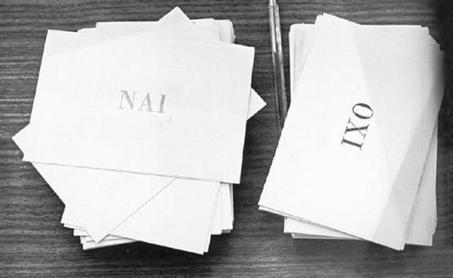 Δημοψήφισμα 2015: Αναλυτικές οδηγίες για το πως και που θα ψηφίσω