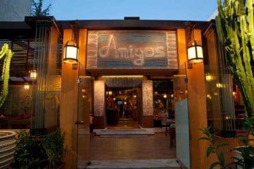 Προσωπικό στα Μεξικάνικα εστιατόρια Amigos