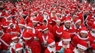 Κυκλοφοριακές ρυθμίσεις την Κυριακή για το «Santa Run»