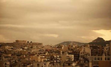 Ερχεται σκόνη από τη Σαχάρα στην Αττική -Συστάσεις από το υπ.Υγείας