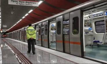 Πόσο επικίνδυνα είναι τα μικρόβια στο Μετρό -Σε χειρολαβές, πόρτες, καθίσματα