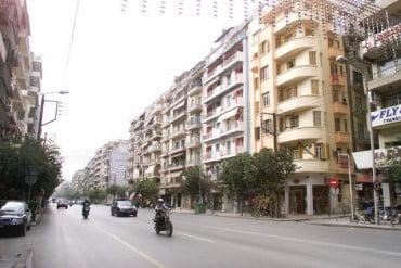 Απαγόρευση στάθμευσης οχημάτων για δυο μέρες στο κέντρο της Θεσσαλονίκης