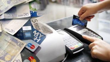 Το 47% των πληρωμών στην Ελλάδα το 2016 έγινε με κάρτα