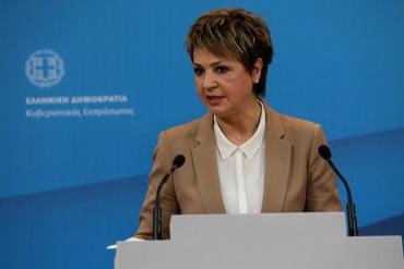 Ολγα Γεροβασίλη: 76.000 οι συμβασιούχοι εργάζονται στο Δημόσιο σήμερα