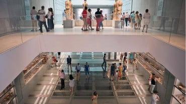 50 προσλήψεις εποχικών στο Μουσείο της Ακρόπολης
