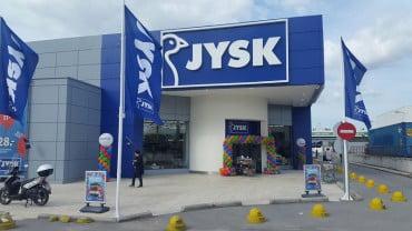 Θέσεις για πωλητές στα καταστήματα JYSK