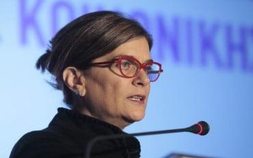 Αντωνοπούλου: Οσο η οικονομία καλυτερεύει, τόσο θα καλυτερεύει και ο δείκτης της πλήρους απασχόλησης