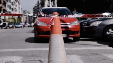 Προσωρινή διακοπή της κυκλοφορίας στην Ποσειδώνος την Κυριακή