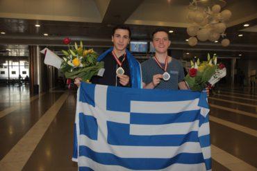Δύο Ελληνόπουλα σάρωσαν τα μετάλλια στη Διεθνή Μαθηματική Ολυμπιάδα