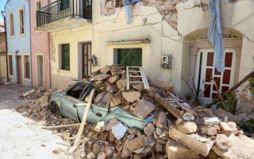 Την Παρασκευή το έκτακτο βοήθημα σε σεισμόπληκτους στη Λέσβο