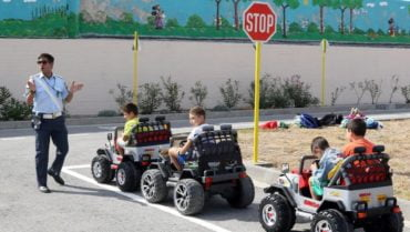 Μαθήματα κυκλοφοριακής αγωγής στο Ηράκλειο Κρήτης
