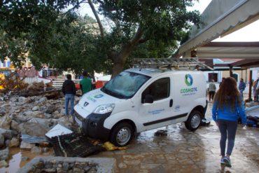 Τραπεζικό λογαριασμό για βοήθεια άνοιξε ο δήμος Μάνδρας