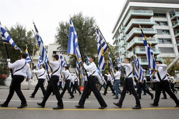 Ποιο δρόμοι θα κλείσουν στην Αθήνα για την παρέλαση της 25ης Μαρτίου