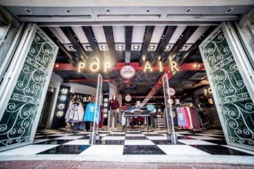 Θέσεις εργασίας στα καταστήματα POP-AIR