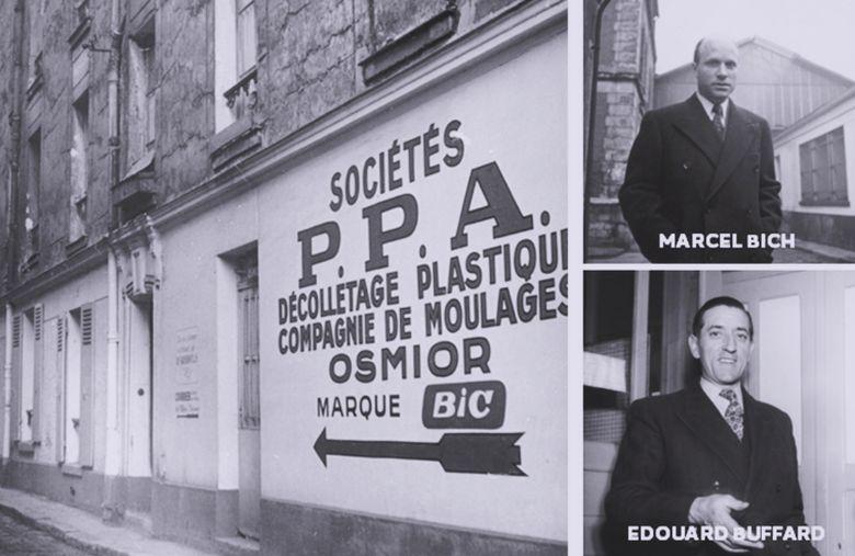 BIC: Η ιστορία του ανθρώπου που έφερε την επανάσταση στο γράψιμο