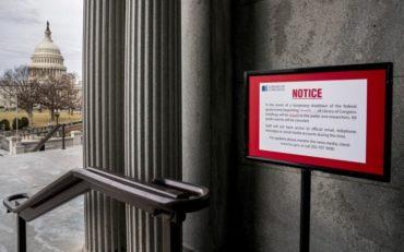 Προσωρινή παράταση για το «λουκέτο» στις ΗΠΑ εως την 8η Φεβρουαρίου