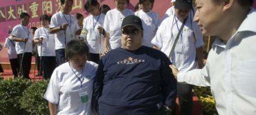 Στα σχολεία της Κίνας ξεκινούν μαθήματα απώλειας βάρους