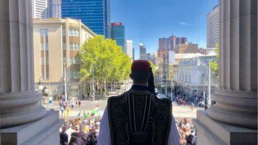 Αυστραλία: Επιβλητική παρουσία των Ελλήνων Ευζώνων