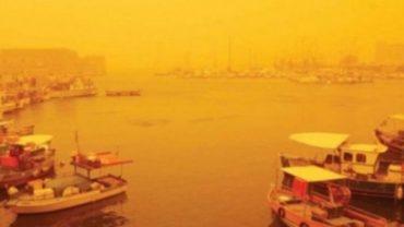 Επανεμφάνιση της αφρικανικής σκόνης στην Ελλάδα την Κυριακή