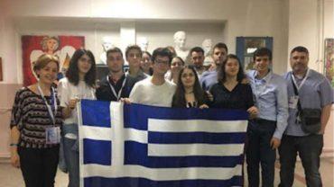 Μετάλλια σε 2 Ελληνες μαθητές στο διεθνή διαγωνισμό διαστημικής CanSat