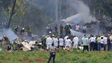 Αεροπορική τραγωδία στην Κούβα: Μόνο δύο επέζησαν