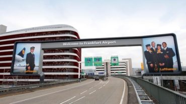 Ημέρα καριέρας στη Θεσσαλονίκη για προσωπικό στο αεροδρόμιο της Φρανκφούρτης