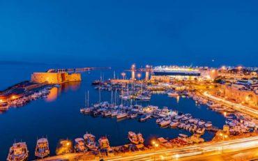Περιβαλλοντικό φεστιβάλ στο λιμάνι Ηρακλείου
