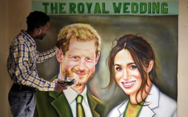 Όλα έτοιμα για το βασιλικό γάμο