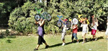 Δημιουργική απασχόληση και άθληση στον Εθνικό Κήπο και τα Πάρκα της Αθήνας μεελεύθερη συμμετοχή για όλους