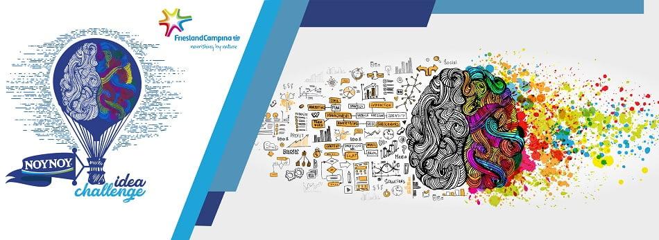 Διαγωνισμος Καινοτομίας «NOYNOY Idea Challenge» με έπαθλο 2.000€