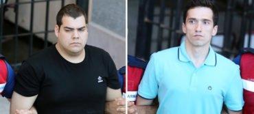 Νέες φωτογραφίες των δυο Ελλήνων στρατιωτικών