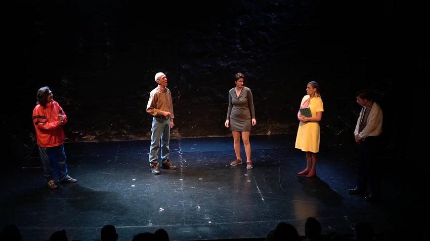 Η θεατρική ομάδα αστέγων «Walkabout» επιστρέφει