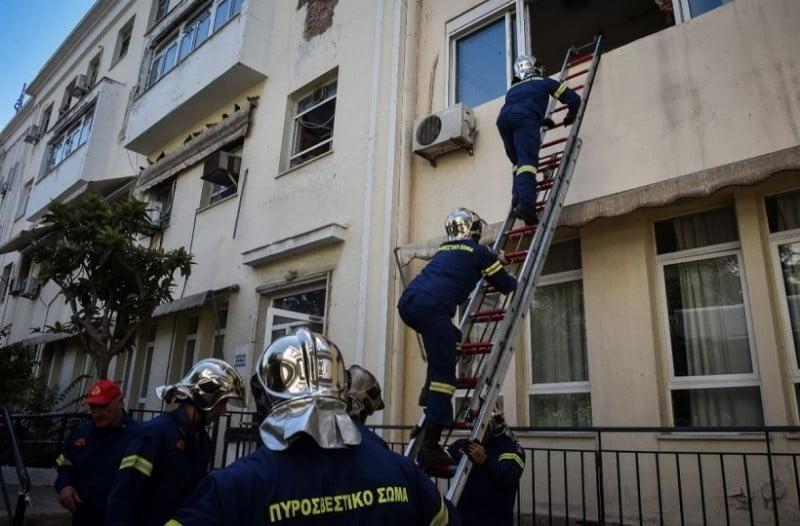 Ασκηση για σεισμό τον Νοέμβριο στην Αθήνα