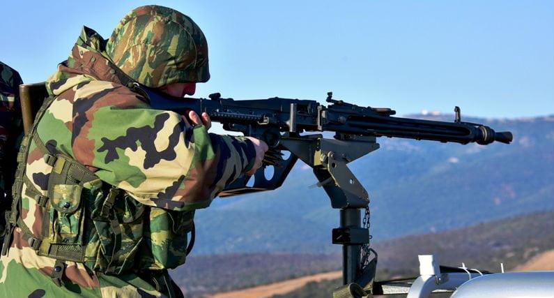 Θέσεις Οπλιτών στην Εθνική Φρουρά της Κύπρου