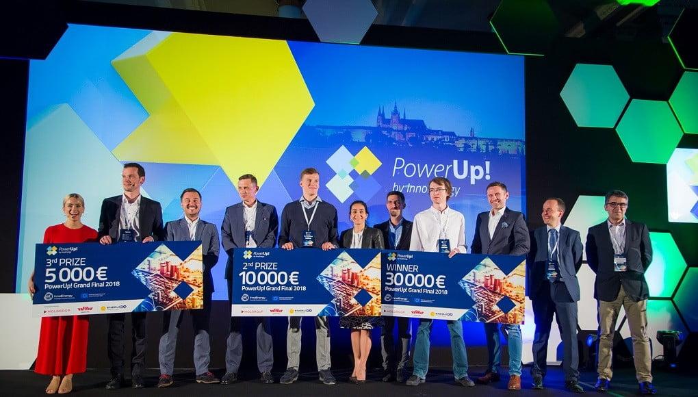 Μέχρι 11 Μαρτίου οι αιτήσεις στον 5ο διαγωνισμό PowerUp! της InnoEnergy