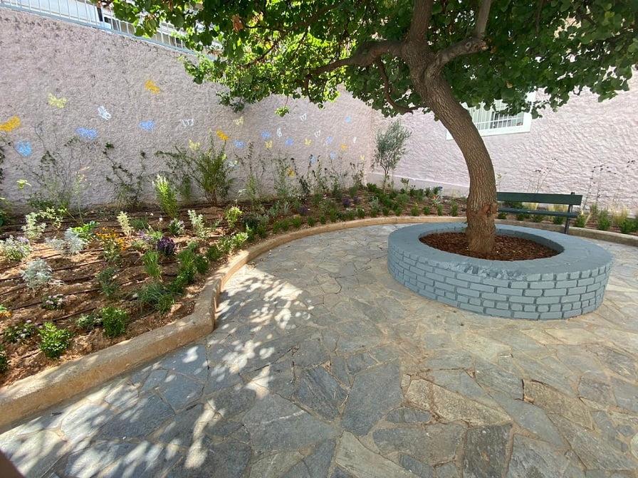 """Δήμος Αθηναίων: """"Pocket park"""" στην Άνω Κυψέλη"""