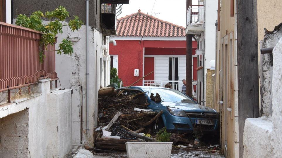 Αποζημιώσεις στους πληγέντες από τις πλημμύρες στην Εύβοια - Όλα τα μέτρα του υπ. Οικονομικών